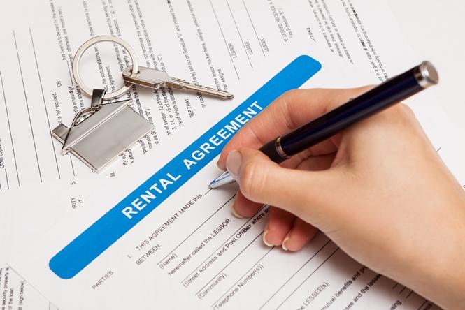 Бланк договор аренды квартиры типовой